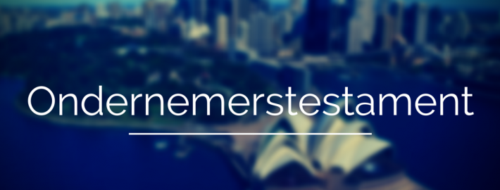 Ondernemerstestament - 4LegalMatters